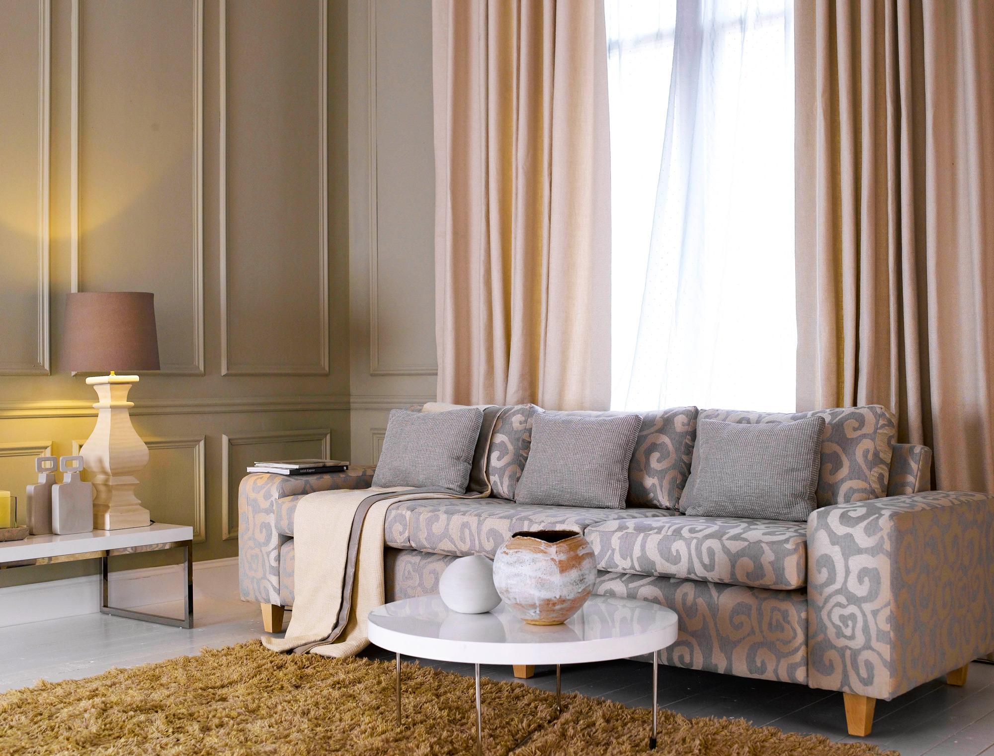 Tende per mobili da cucina finest colore bagno quali colori scegliere with tende per mobili da - Tendaggi per cucina moderna ...